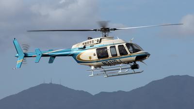 N311DJ - Bell 407 - Puerto Rico - Police