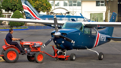 MSP011 - Cessna T210N Turbo Centurion II - Costa Rica - Ministry of Public Security