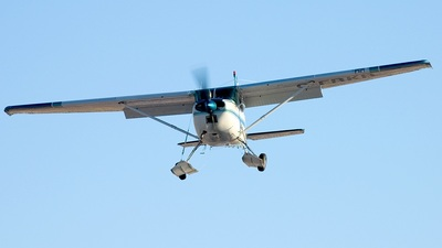 C-FRKR - Cessna 185D Skywagon - Private