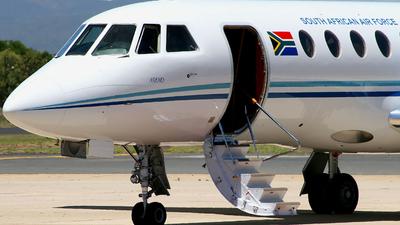 ZS-CAS - Dassault Falcon 50 - South Africa - Air Force