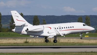 F-WWGH - Dassault Falcon 2000EX - Dassault Aviation