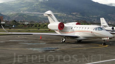 OE-HUB - Cessna 750 Citation X - Vienna Jet