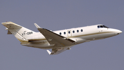 VT-OBR - Raytheon Hawker 850XP - Private