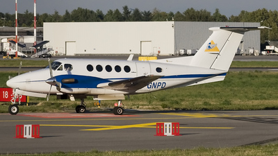 A picture of FGNPD - Beech 200 Super King Air - [BB199] - © Luca Grioni