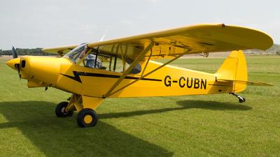 A picture of GCUBN - Piper PA18150 Super Cub - [187902] - © Brian Whitelegg