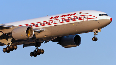 VT-AIL - Boeing 777-222(ER) - Air India