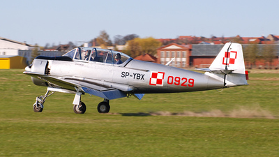 SP-YBX - PZL-Mielec TS-8 Bies - Private