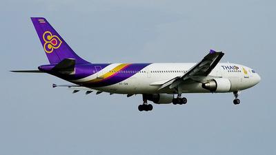 HS-TAN - Airbus A300B4-622R - Thai Airways International
