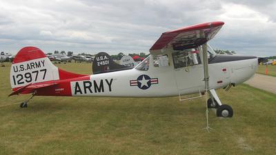 N9019V - Cessna XL-19B Bird Dog - Private