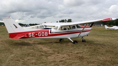 SE-GOB - Cessna 172M Skyhawk - Private