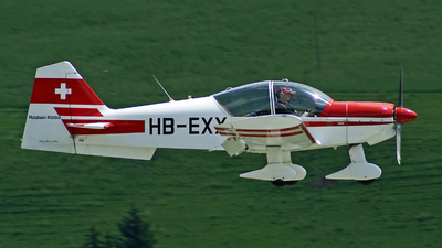 HB-EXX - Robin R2160D - Private