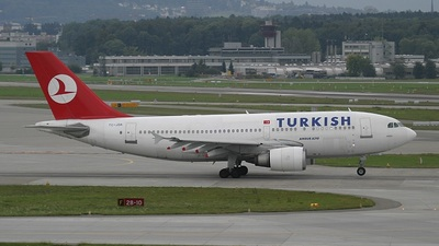 TC-JDA - Airbus A310-304 - Turkish Airlines