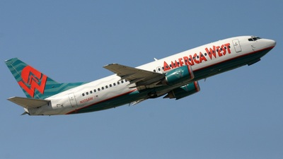 N175AW - Boeing 737-33A - America West Airlines