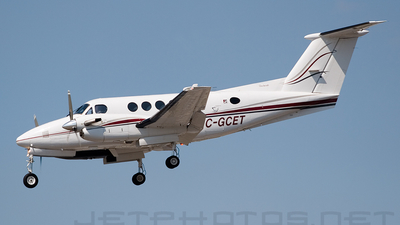 C-GCET - Beechcraft 200 Super King Air - Flightexec
