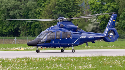 D-HLTE - Eurocopter EC 155B1 Kocoglu - Germany - Bundespolizei