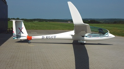 D-KGUY - Schempp-Hirth Ventus 2cxM - Private