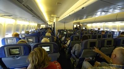 VH-OJI - Boeing 747-438 - Qantas