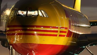 OO-DIH - Airbus A300B4-103(F) - DHL (European Air Transport)