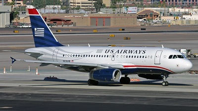 N836AW - Airbus A319-132 - US Airways (America West Airlines)