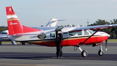 VH-SJJ - Cessna 208 Caravan - Private