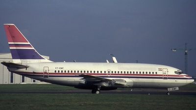 VT-EWF - Boeing 737-2T5(Adv) - East West Airlines