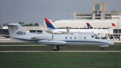 N18CV - Bombardier Learjet 35 - Private