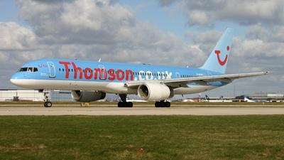G-BYAE - Boeing 757-204 - Thomsonfly (Britannia Airways)