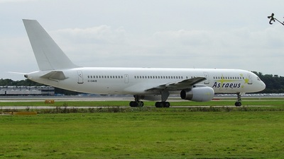 G-OAVB - Boeing 757-23A - Astraeus Airlines