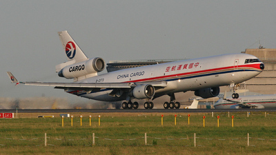B-2173 - McDonnell Douglas MD-11(F) - China Cargo Airlines