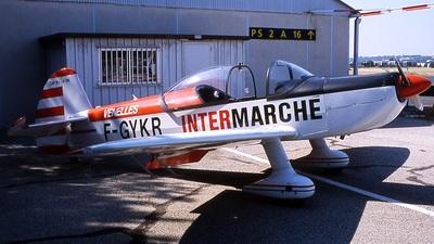 F-GYKR - Mudry CAP-10C - Private