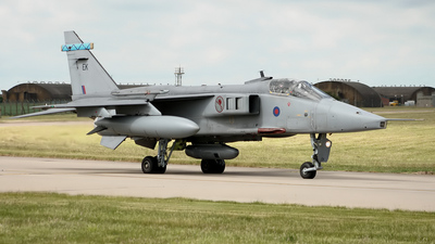 XX752 - Sepecat Jaguar GR.3A - United Kingdom - Royal Air Force (RAF)