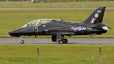 XX169 - British Aerospace Hawk T.1W - United Kingdom - Royal Air Force (RAF)