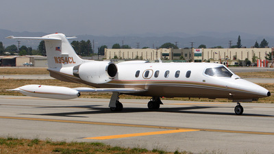 N354CL - Bombardier Learjet 35 - Clay Lacy Aviation