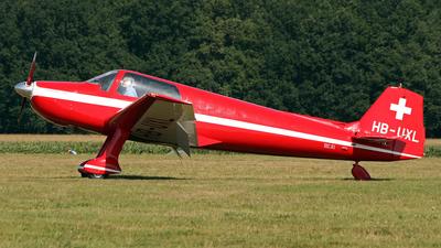HB-UXL - Bolkow Bo207 - Private