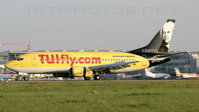 D-AGEE - Boeing 737-35B - TUIfly (Germania)