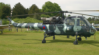 G-KAXT - Westland Wasp HAS.1 - Private