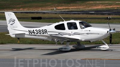 A picture of N438SR - Cirrus SR22 - [2567] - © Agustin Anaya