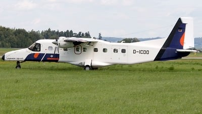 D-ICDO - Dornier Do-228-200 - Private
