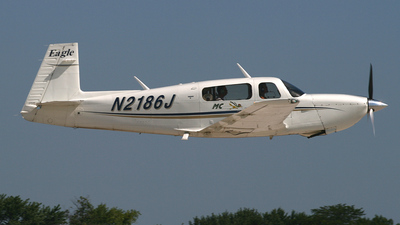 N2186J - Mooney M20S Eagle - Private
