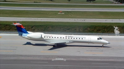 N292SK - Embraer ERJ-145LR - Delta Connection (Chautauqua Airlines)
