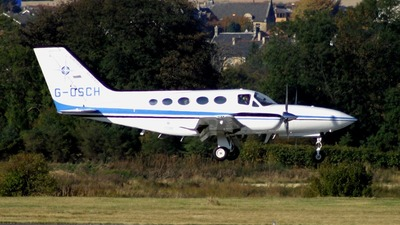 G-OSCH - Cessna 421C Golden Eagle - Northern Aviation