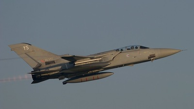 ZE342 - Panavia Tornado F.3 - United Kingdom - Royal Air Force (RAF)