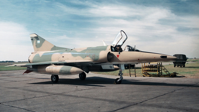C-603 - Dassault Mirage 5A Mara - Argentina - Air Force