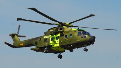 M-508 - Agusta-Westland EH-101 Merlin Mk.512 - Denmark - Air Force