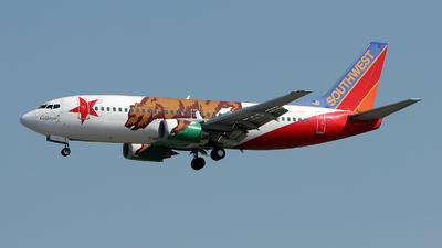N609SW - Boeing 737-3H4 - Southwest Airlines