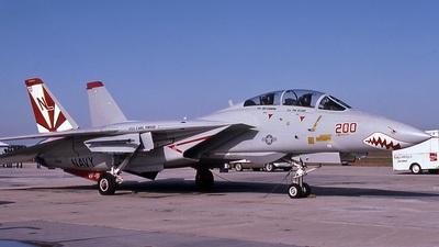 160666 - Grumman F-14A Tomcat - United States - US Navy (USN)