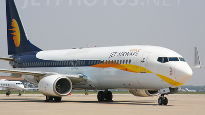 VT-JGK - Boeing 737-83N - Jet Airways Konnect