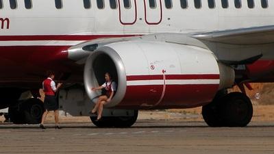 D-ABAD - Boeing 737-86J - Air Berlin