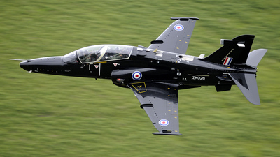 ZK026 - British Aerospace Hawk T.2 - United Kingdom - Royal Air Force (RAF)