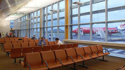 YMHB - Airport - Terminal